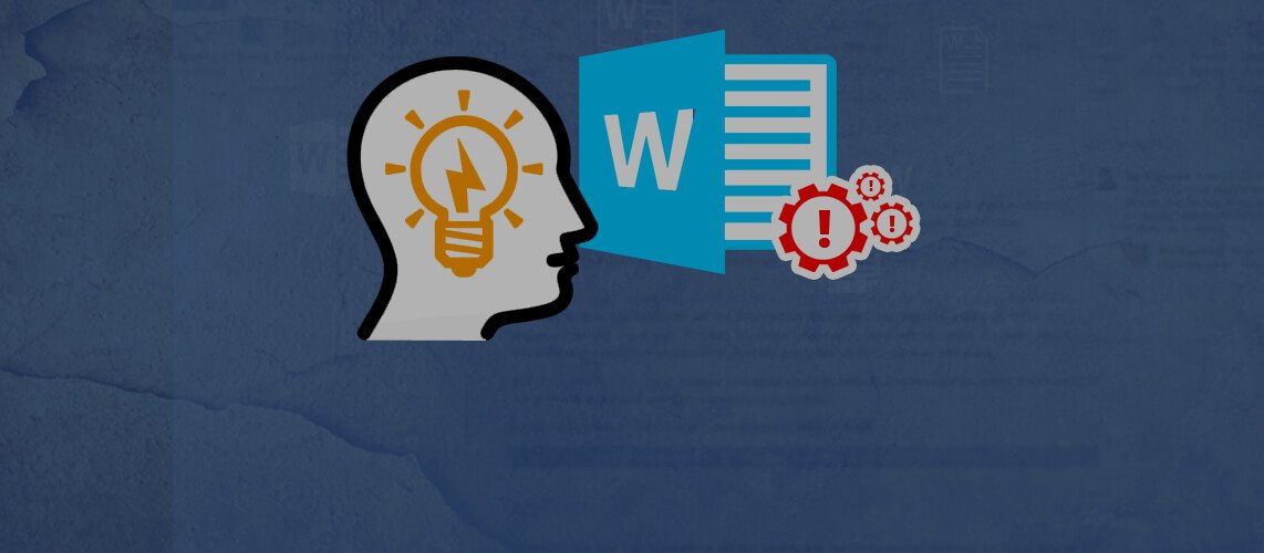 How To Be Prepared Against Common Ms Word Document Issues