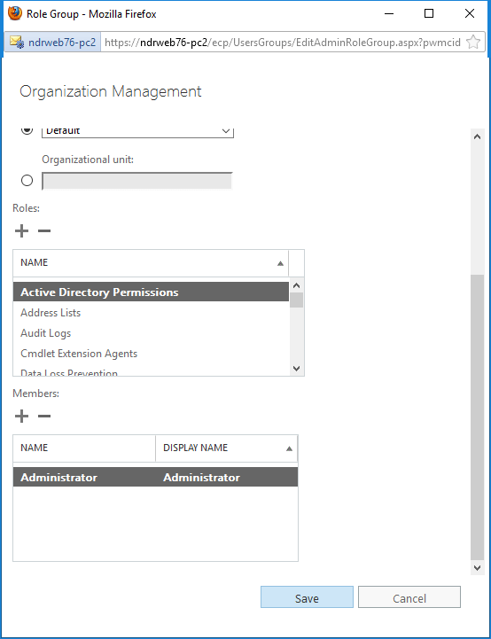 Step-by-step guide for migrating Exchange Server 2010 to 2016 – Part 3
