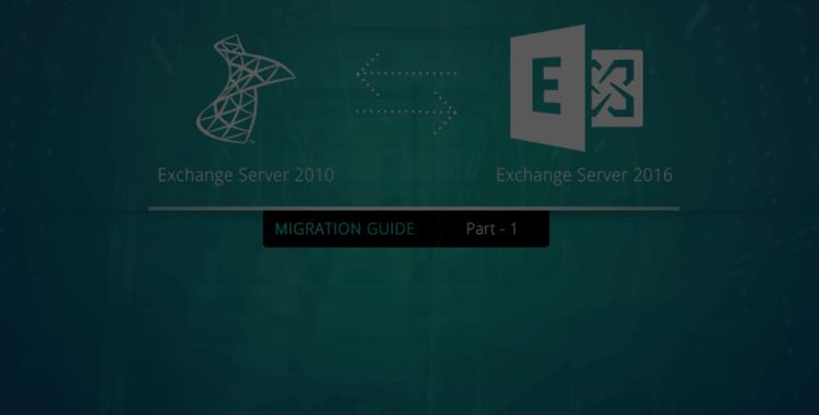 Exchange server 2003 to 2010 migration guide ebook.
