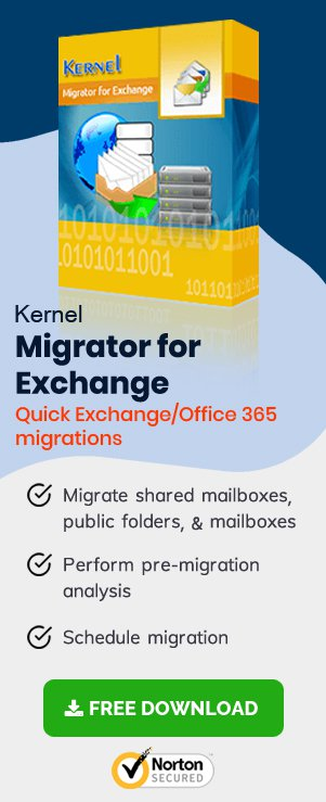 Exchange Migration Tool for Migration Between Exchange Server