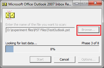 Outlook 2013 Crash with Faulting Module name 'KERNELBASE DLL