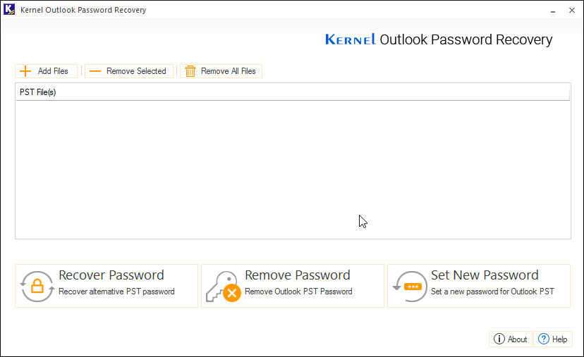 kernel for outlook pst repair crack