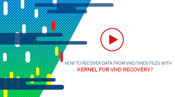 Virtual Disk Recovery Tool to Recover Corrupted