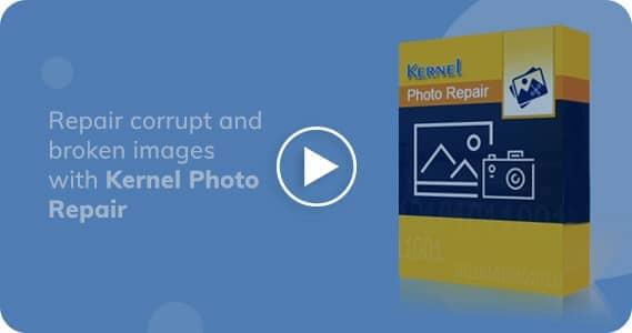 Kernel Photo Repair Video