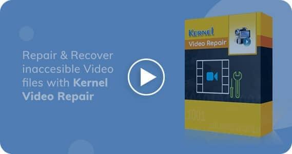 Kernel Video Repair