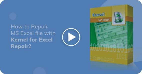 Kernel for Excel Repair