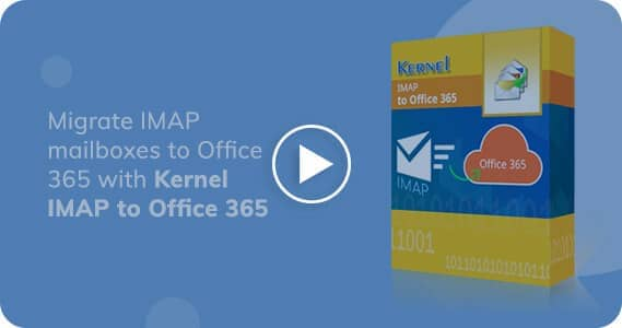 Kernel IMAP to Office 365