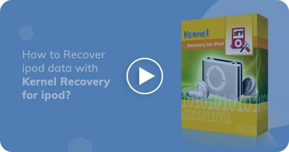 Kernel Recovery for iPod
