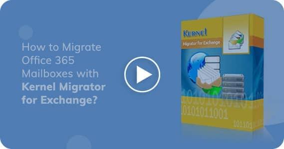 Kernel Migrator for Exchange