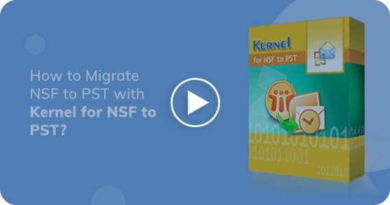 Kernel for NSF to PST Converter