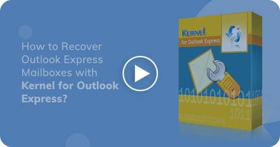 Kernel for Outlook Express