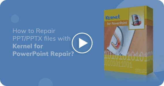 Kernel for PowerPoint Recovery