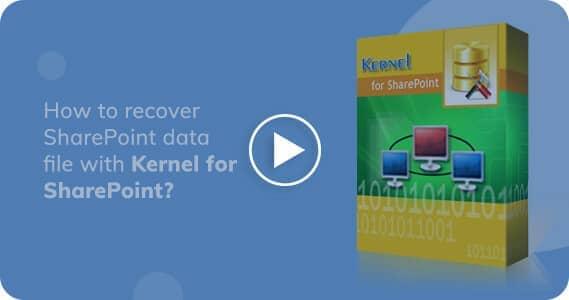 Kernel for SharePoint Server