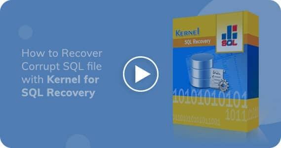 Kernel for SQL Server