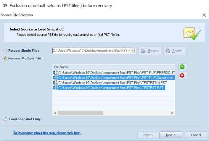 PST Recovery Tool to Recover Corrupted & Damaged Outlook PST